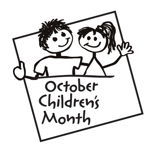 October Children's Month